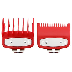 10/8/3Pcs\/Set Hair Clipper Guide Accurate Limit Comb Multi Size Barber Colorful Hair Clipper Men Fashion Barber Universal Attachment Limit Comb Guide Guards Trimmer