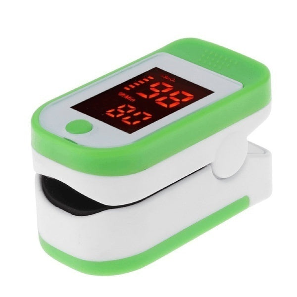 Pulse Oximeter Monitor Finger Pulse Oxymeter Digital Oxygen Meter