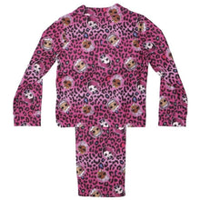 Load image into Gallery viewer, Little & Big Girls L.O.L. Surprise! Free Stylin' Button Front Pajamas