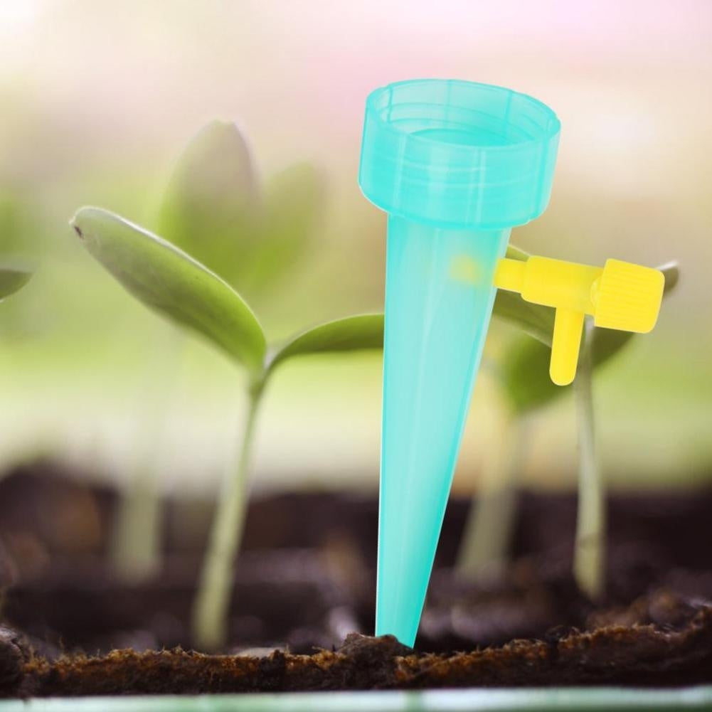 1/3/6PCS Automatic Self-Watering Plant Watering Bottle Water Drip Irrigation Device Tool