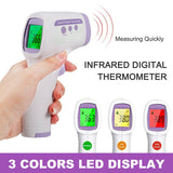 Digital Forehead Thermometer Infrared Baby Thermometer IR Non-contact Body Temperature Gauge High Sensitivity Temperature