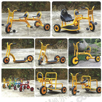 kindergarten kids bicycle,children three wheel scooter,kids pedicab bike