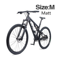 Free Shipping 29er Mountain Bike T800 Carbon Full Suspension MTB Bicycle Cycling 29in carbon MTB frame Carbon Axle Thru Fork