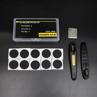 Bicycle Glueless Chip Patches Kit