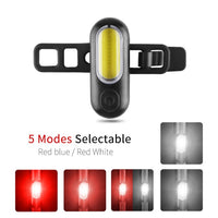 USB Rechargeable MTB Front Lamp Cycling