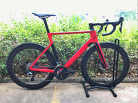 carbon road DISC bike complete bicycle