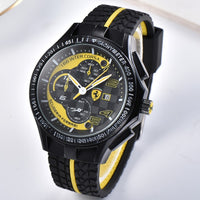 The New Tide Brand FERRARI WORLD Top Quality Men's Watches Fashion Watches Luxury Sports Racing Men And Women Couple Watches