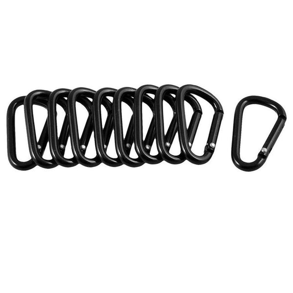 Alloy Carabiner Hook