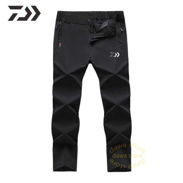 Daiwa Suit for Fishing Clothing Quick-drying Pants Fishing Waterproof Breathable thin Sunscreen clothes Fishing Jacket Outdoor