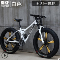 26 * 4.0 Fat Bike Beach Snowmobile Mountain