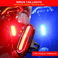 Rechargeable Cycling LED Tail Light