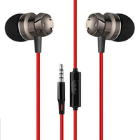 Earphone For BQ Aquaris U Lite Earphones Cases Soft Silicon Buds Earbuds 3.5mm Jack Headsets With Mic Phone Accessory