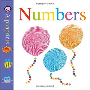 Little Alphaprints: Numbers
