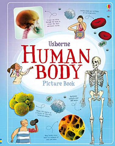 Usborne Human Body Picture Book