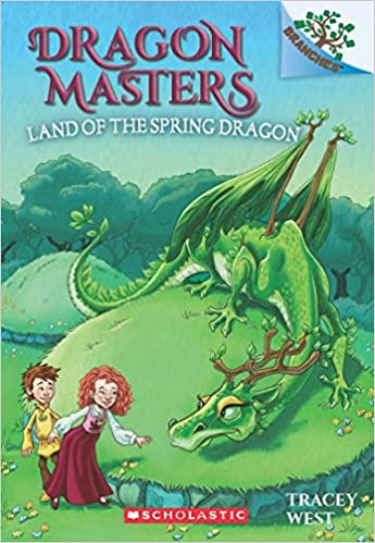 Dragon Masters : Land of the Spring Dragon