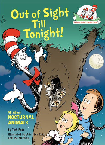 Out of Sight Till Tonight!: All About Nocturnal Animals