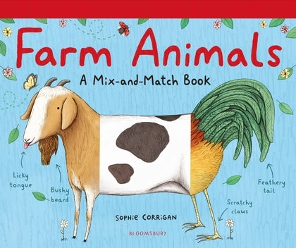 Farm Animals : A Mix-and-Match Book
