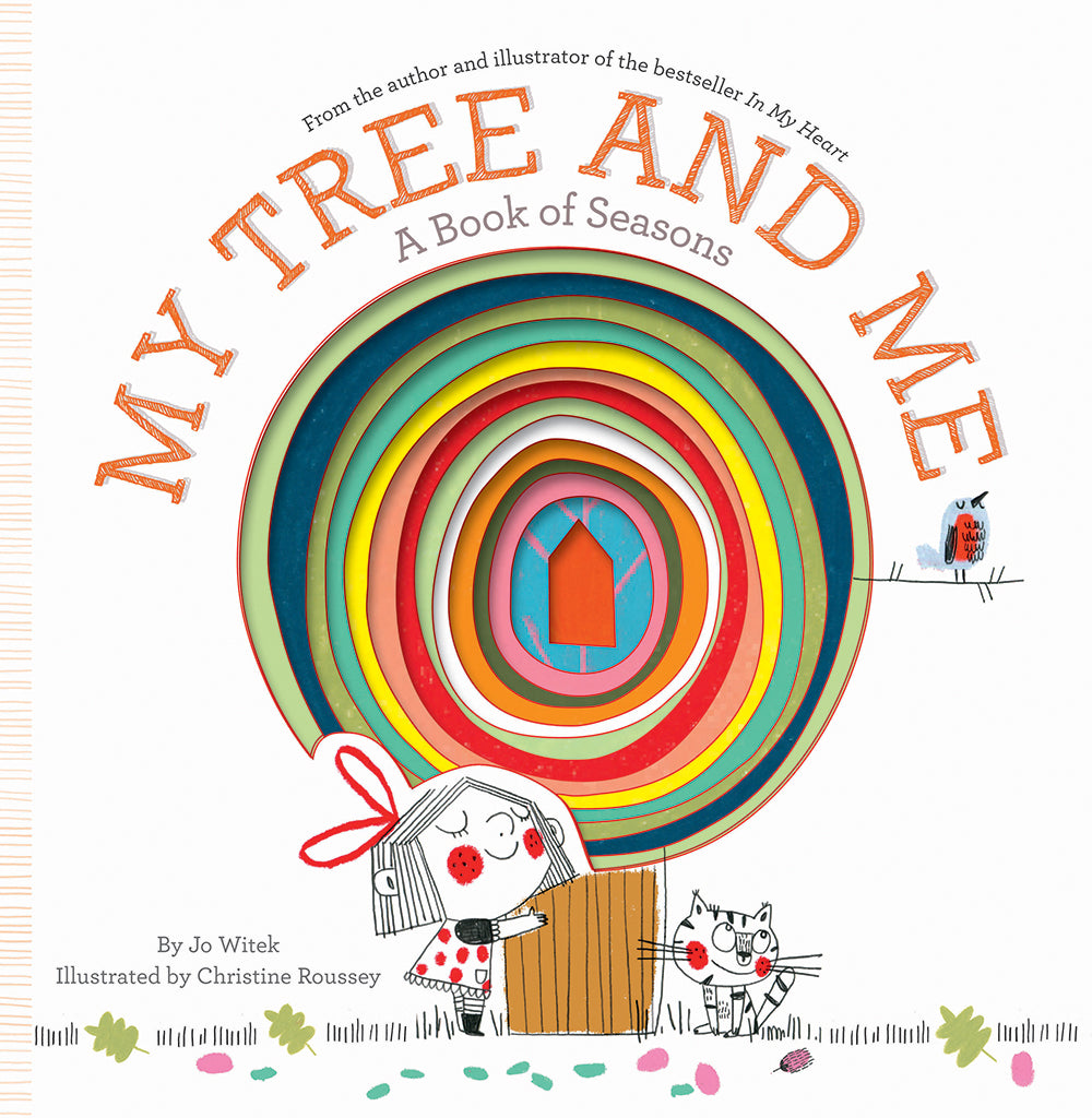 My Tree and Me : A Book of Seasons