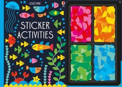 Usborne Sticker Activities