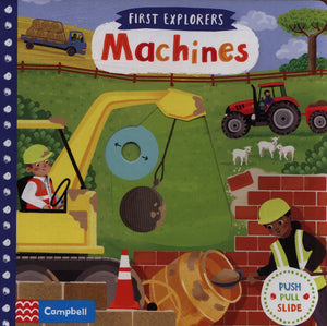 First Explorers - Machines