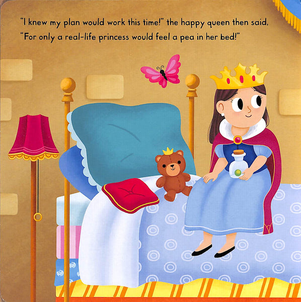 First Stories - The Princess and the Pea