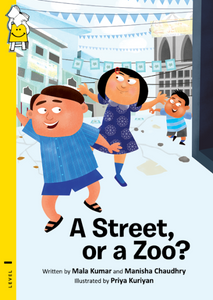 A Street Or A Zoo?