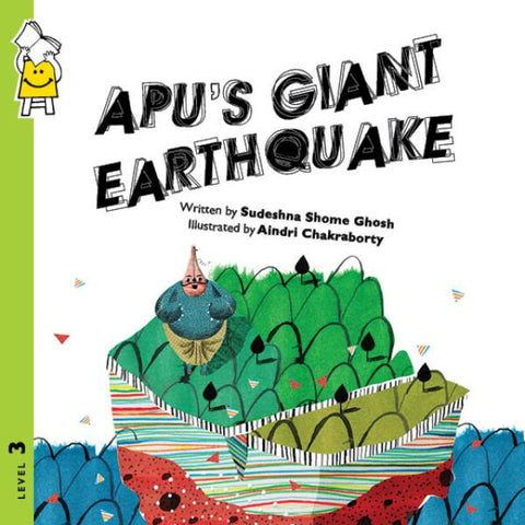 Apu's Giant Earthquake