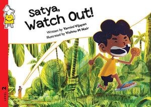 Satya Watch Out!