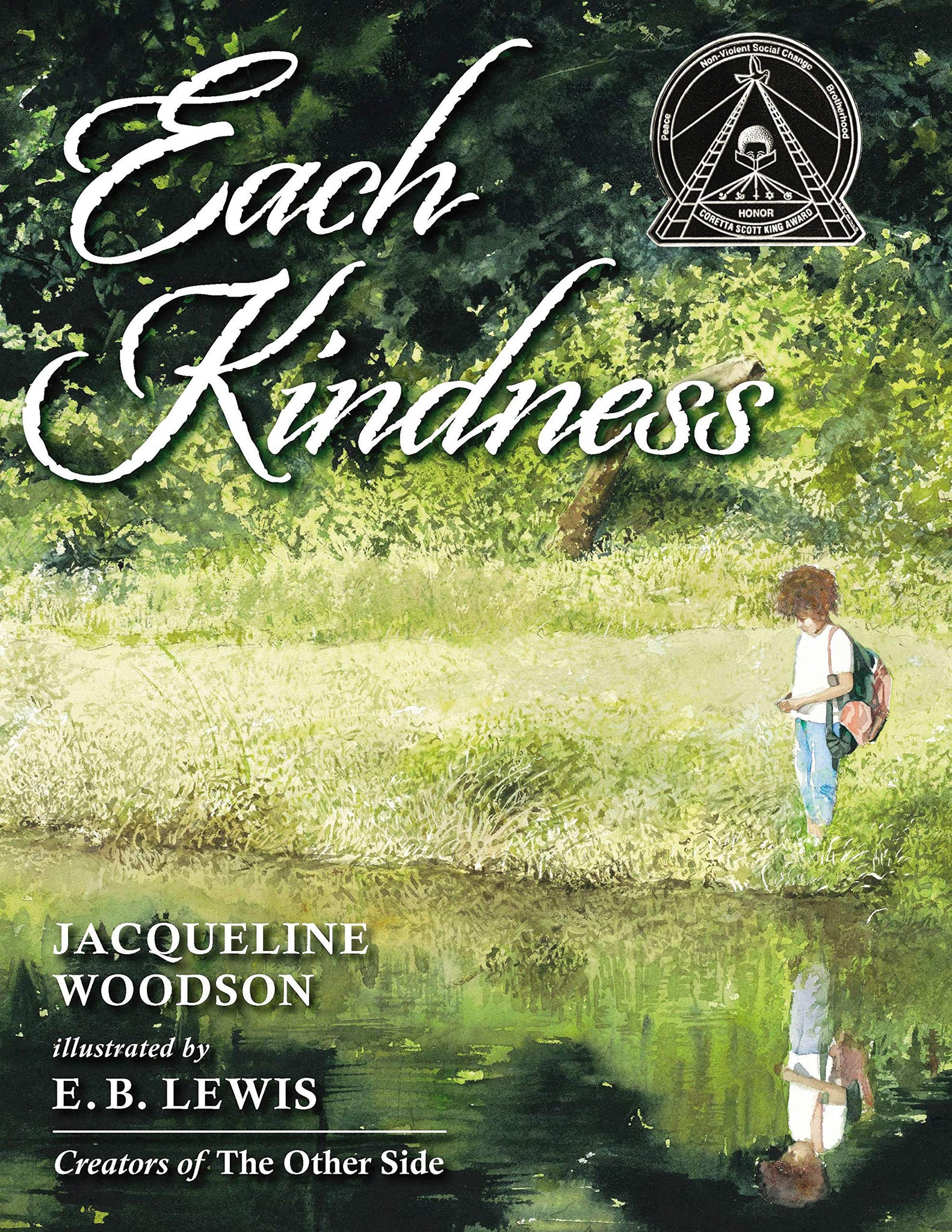 Each Kindness - Jacqueline Woodson