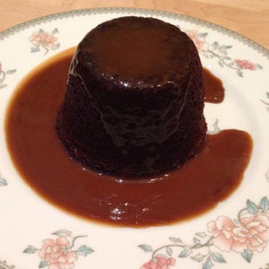 Individual Sticky Toffee Puddings (serves 1)