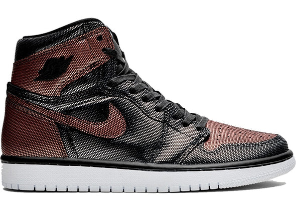 Jordan 1 Retro High Fearless Metallic Rose Gold (W)
