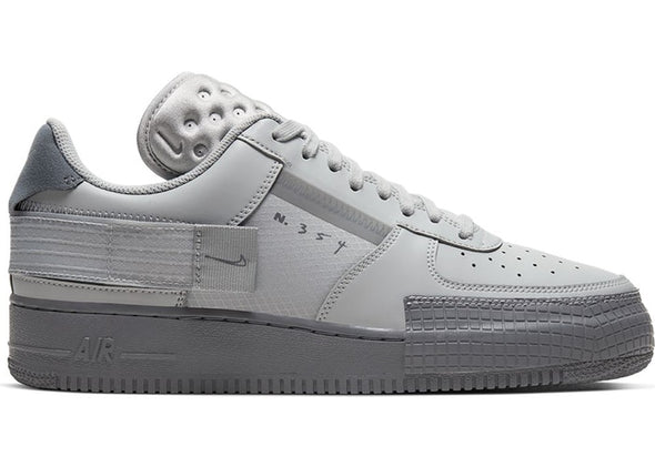 Nike Air Force 1 Type Grey Fog