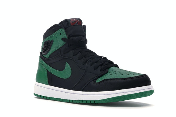 Air Jordan 1 High GS Pine Green