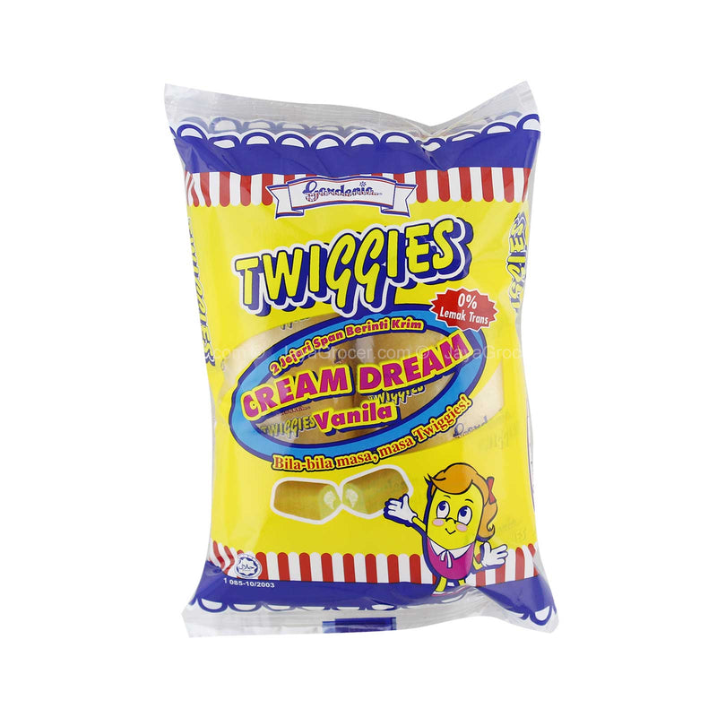 Gardenia Twiggies Cream Dream 76g