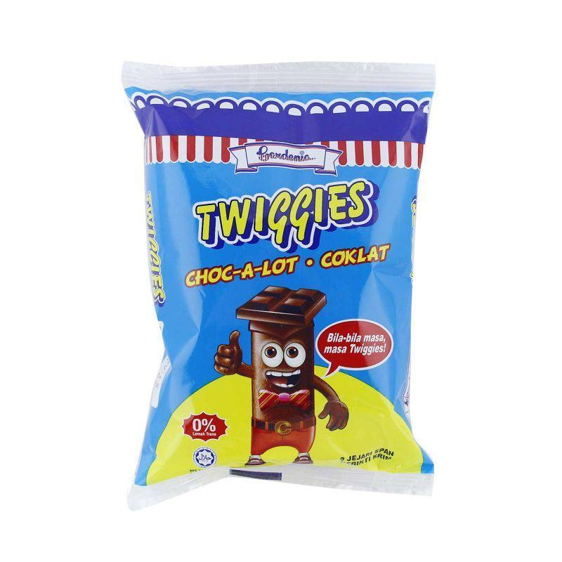 Gardenia Twiggies Choc-A-Lot 76g