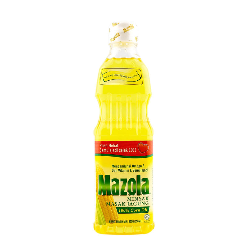 Mazola Corn Oil 500g