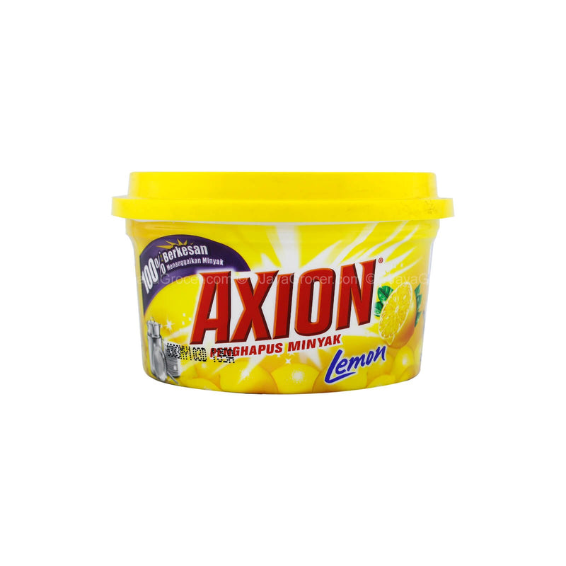 Axion Lemon Dishwashing Paste 200g