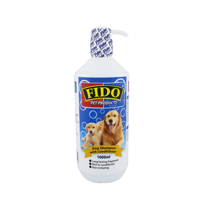 Fido Dog Shampoo with Conditioner 1L