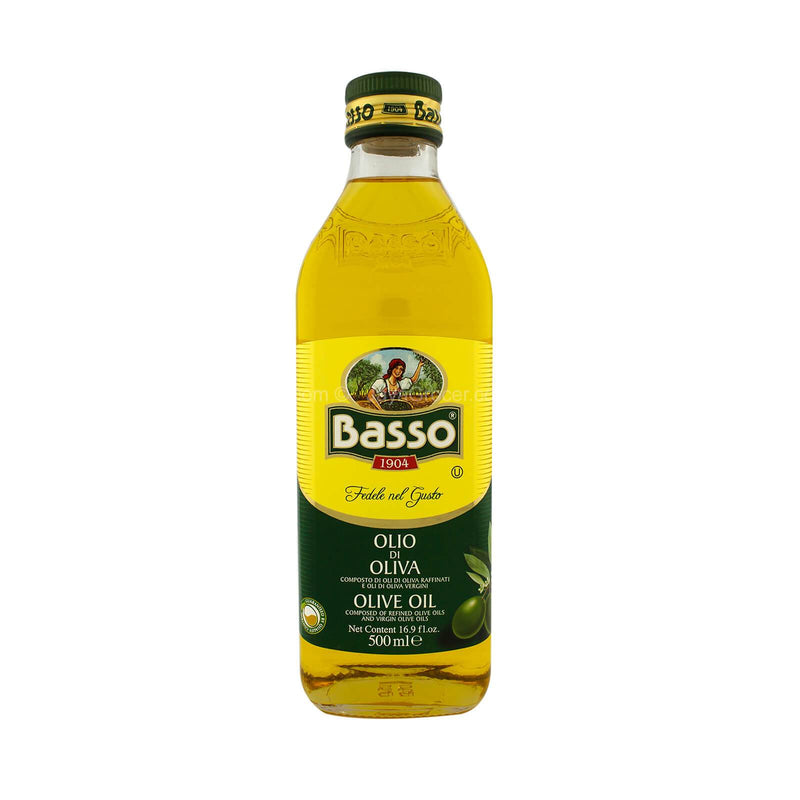 Basso Olive Oil 500ml