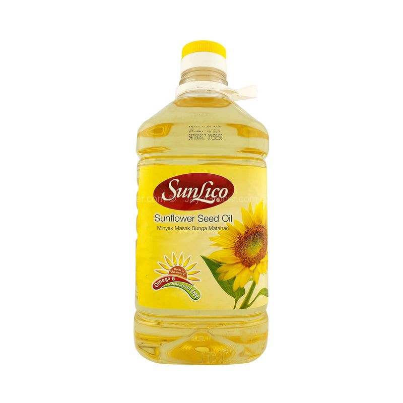 Sunlico Sunfower Seed Cooking Oil 3kg