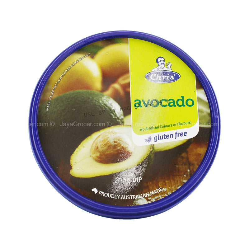 Chris' Avocado Dip 200g
