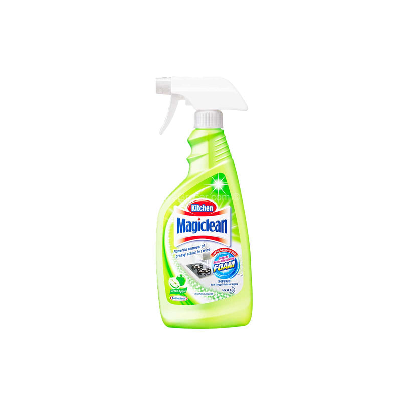 Magiclean Green Apple Kitchen Cleaner 500ml