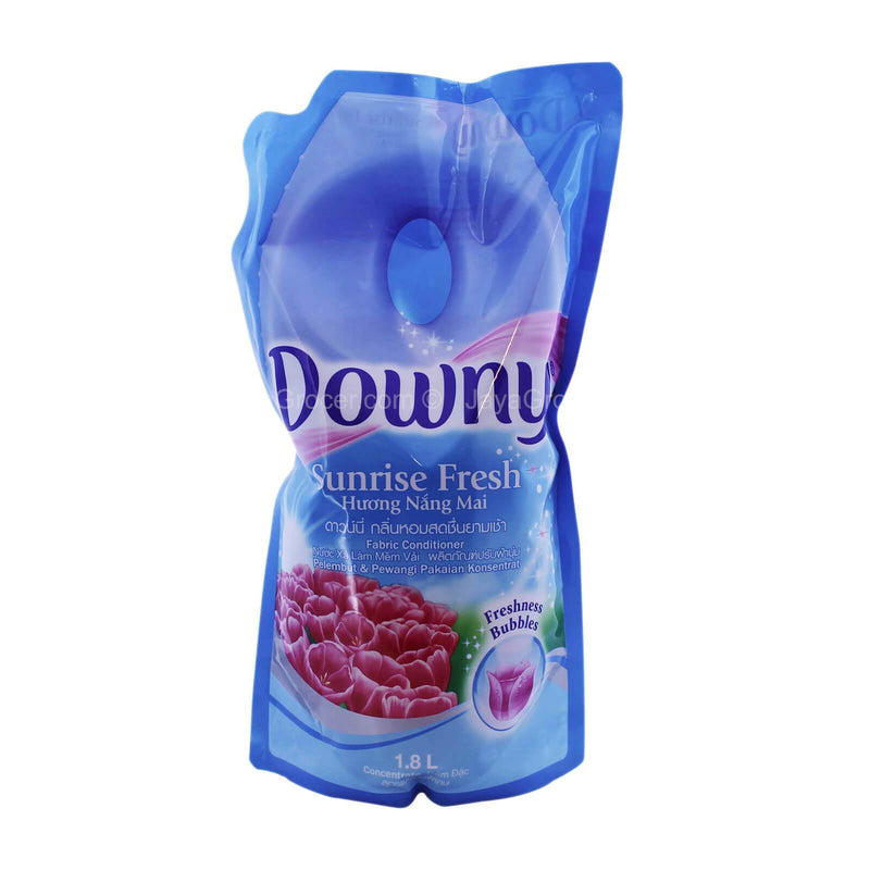 Downy Sunrise Fresh Concentrate Fabric Conditioner Refill 1.6L