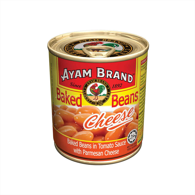 Ayam Brand Cheese Baked Beans 230g