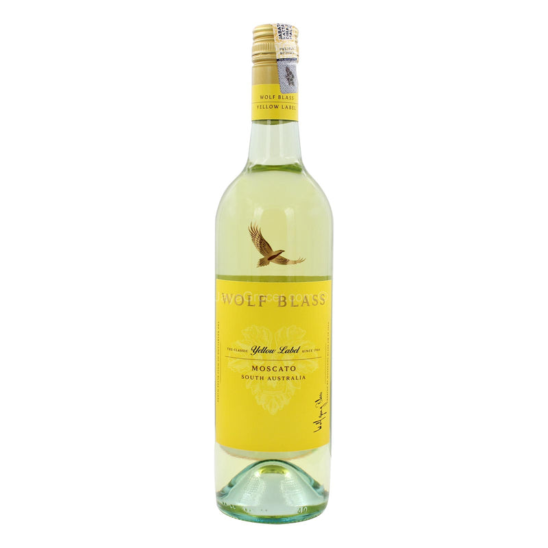 Wolf Blass Yellow Label Moscato Wine 750ml