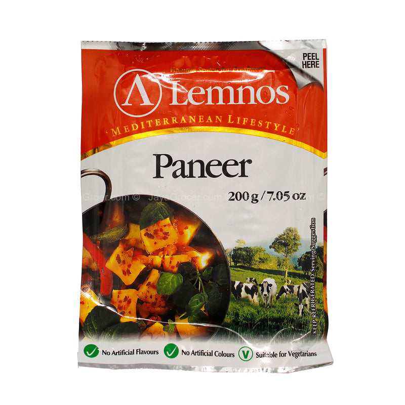 Lemnos Paneer Cheese 200g