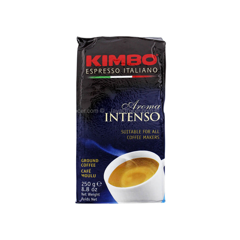 Kimbo Espresso Italiano Intense Aroma Ground Coffee 250g