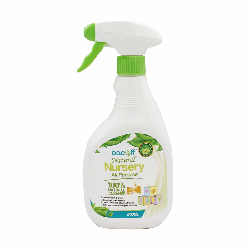Bacoff Natural Nursery All Purpose Cleaner 500ml