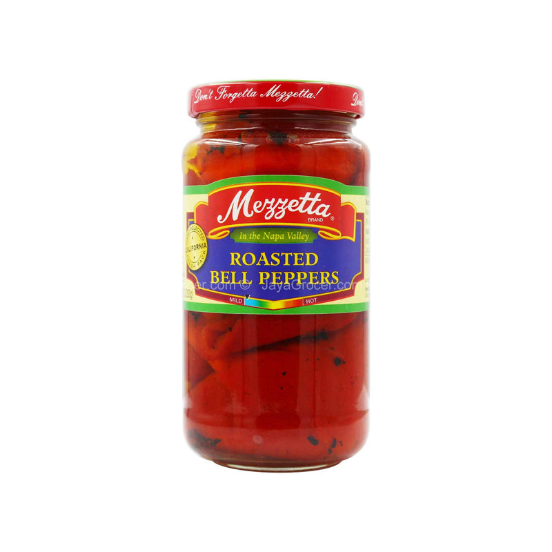 Mezzetta Roasted Bell Peppers 283g