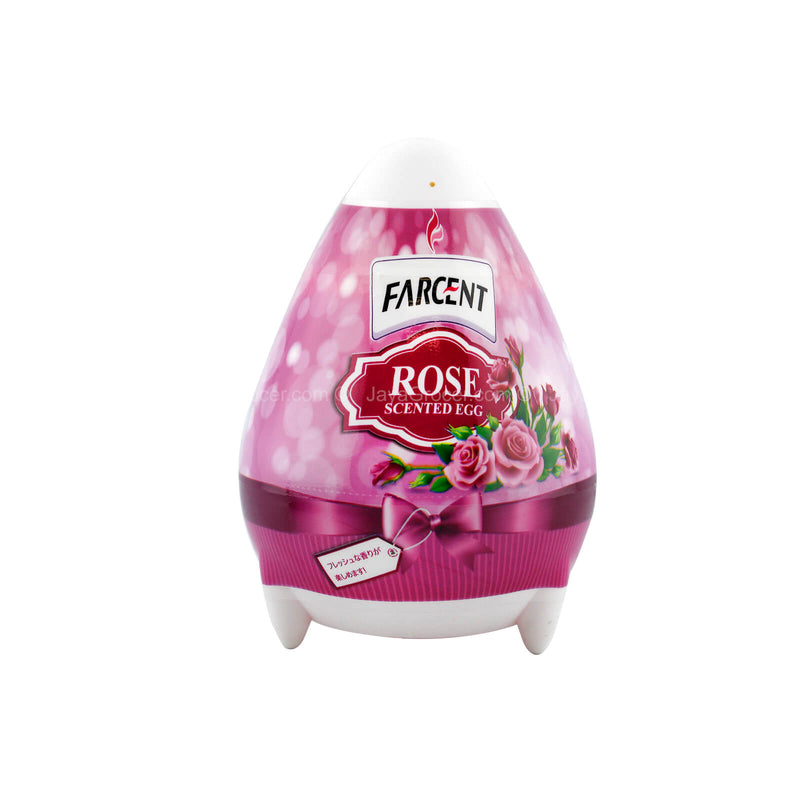 Farcent Rose Scented Egg 170g